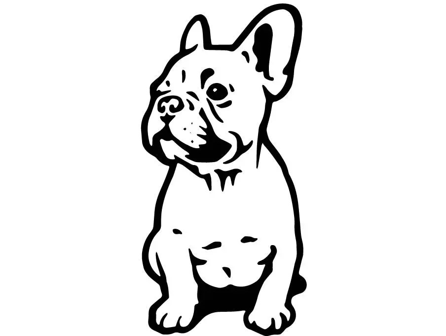French Bulldog 3 Dog Breed K-9 Animal Pet Puppy Paws Canine