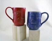 Ceramic Dog Mug / Teacup ...