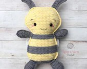 Bumble Bee Crochet Patter...