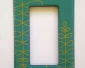 Enamel switch plate...