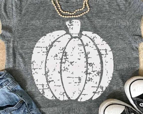 pumpkin svg grunge halloween