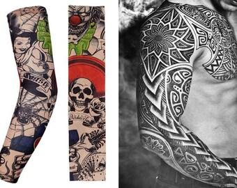 7b7fddae8 Buy Temporary Tattoo Sleeves | Edible Photo Paper