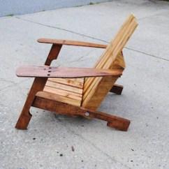 Barrel Stave Adirondack Chair Plans Cover Rental Fort Wayne   Etsy