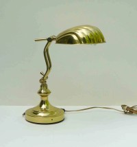 Clam shell lamp | Etsy