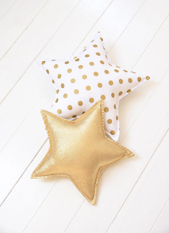 Star Pillow Star Shaped Pillow Star Nursery Star Decor Kids