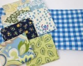 Country Girl Blues Fabric...