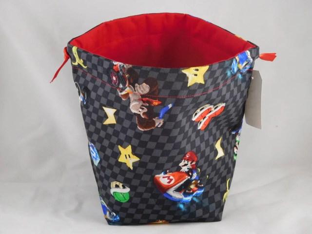 Mario Kart Drawstring Bag...