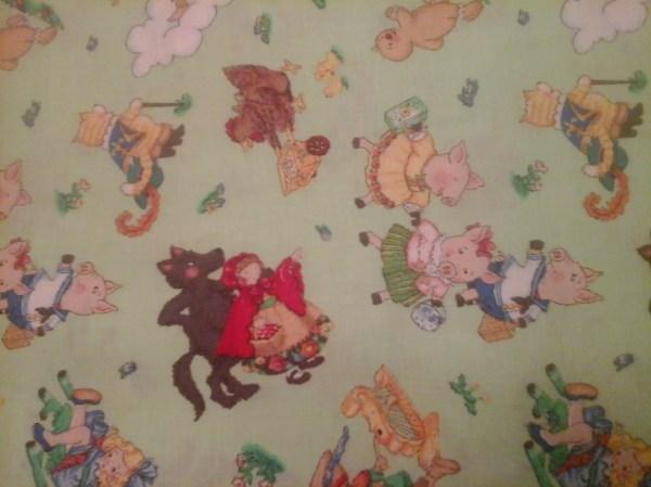 Nursery Rhyme Fabric