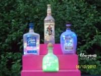 Liquor bottle lights   Etsy