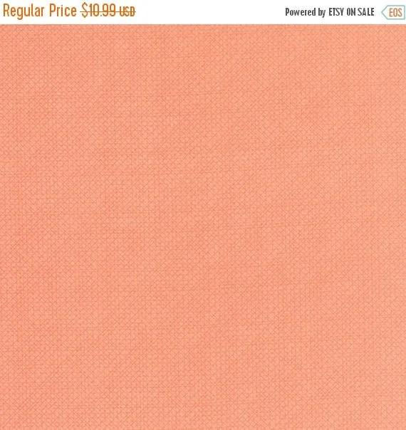 SALE Peach Blush Sweetness Fabric Sandy Gervais Moda
