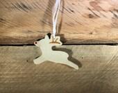 Ceramic Mini Reindeer Rud...