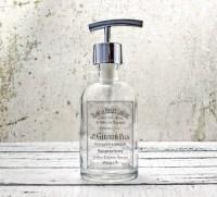 Hand Soap Dispenser Paris Bathroom Decor Farmhouse Kitchen