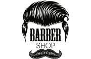 barber logo 12 salon haircut
