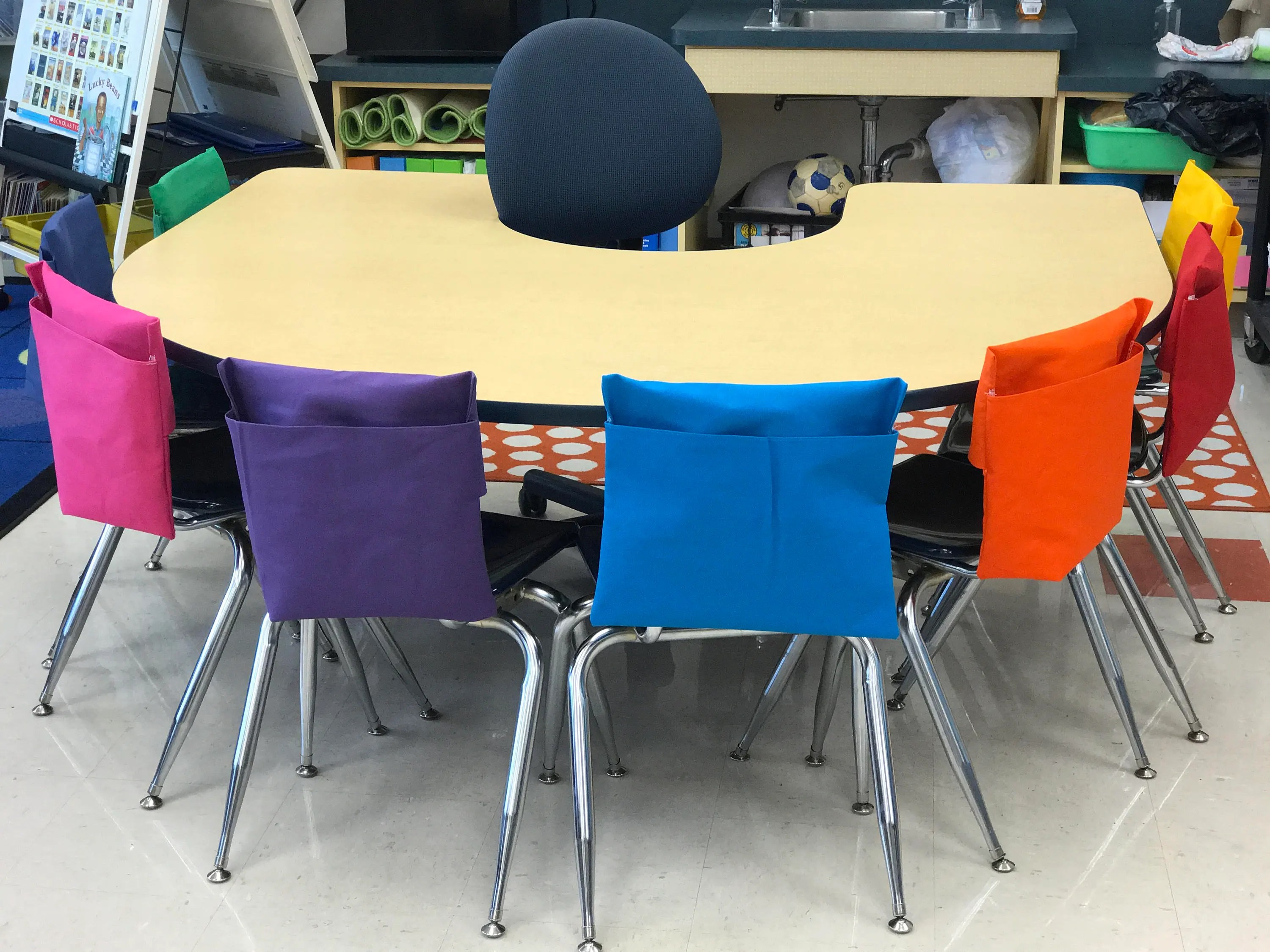 Chair Pockets For Classrooms 25 Classroom Chair Pockets Seat Sacks Desk Organizer Chair Bag
