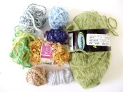 sensations angel hair yarn