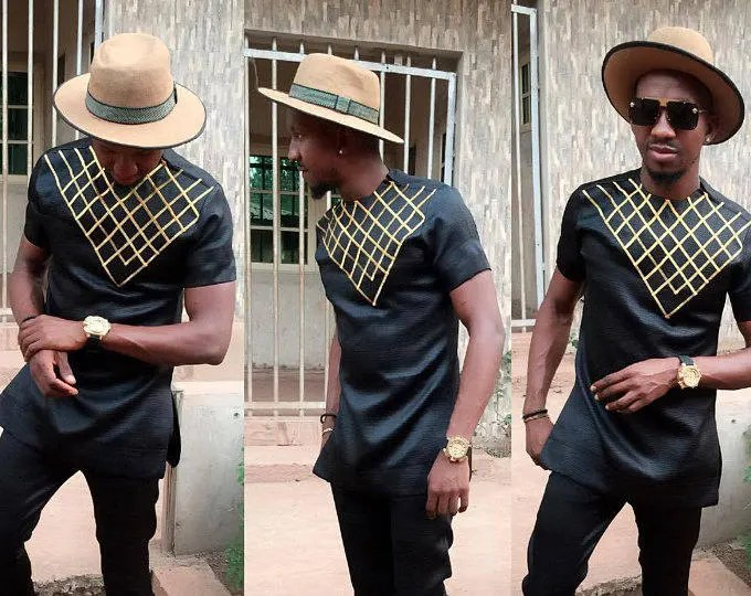 African mens wear African fashion African clothing Men