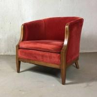Barrel chair | Etsy