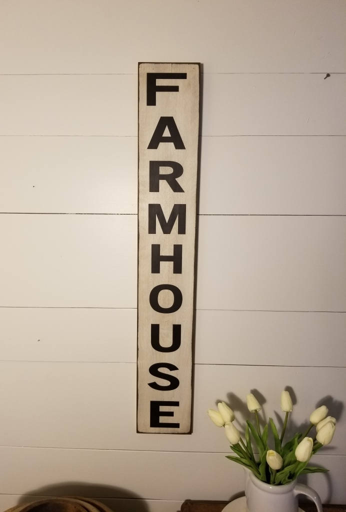 Farmhouse Sign Farmhouse Dcor Farmhouse Sign Fixer