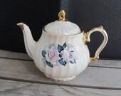 Vintage sadler teapot wit...