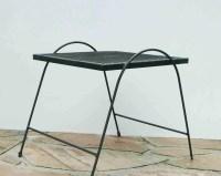 Metal patio table   Etsy