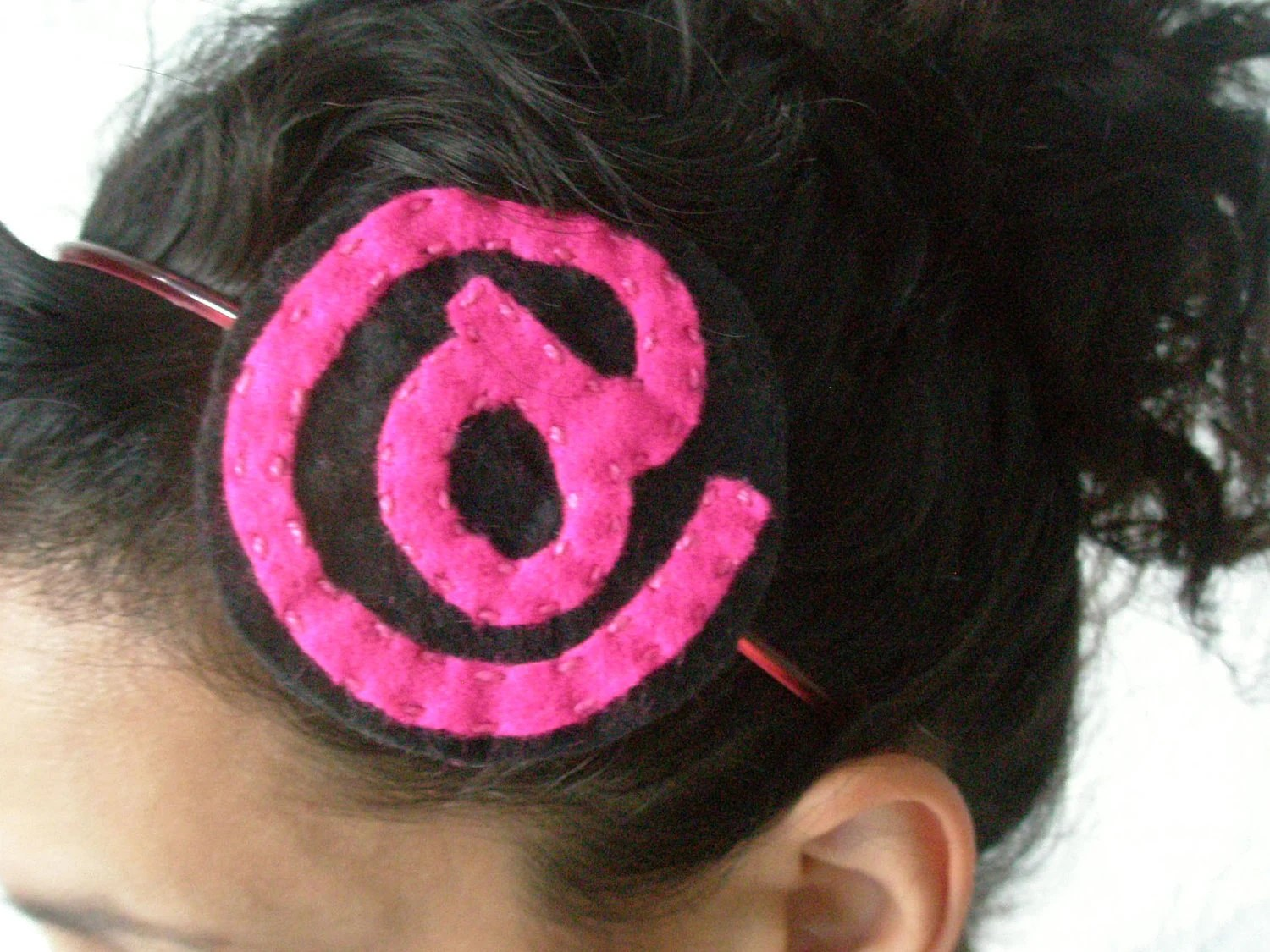 At Sign Headband