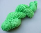 4 ply Cosy Toes Alpaca Mix Sock Yarn. Go Green.