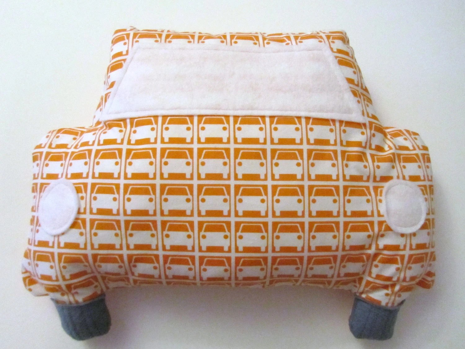 Orla Kiely Fabric Car Cushion / Pillow