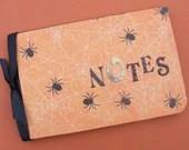 Creepy Spider Journal
