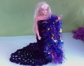New Handmade  BARBIE DOLL CLOTHES  Evening wear designed and made by nannycheryl  761 x 55