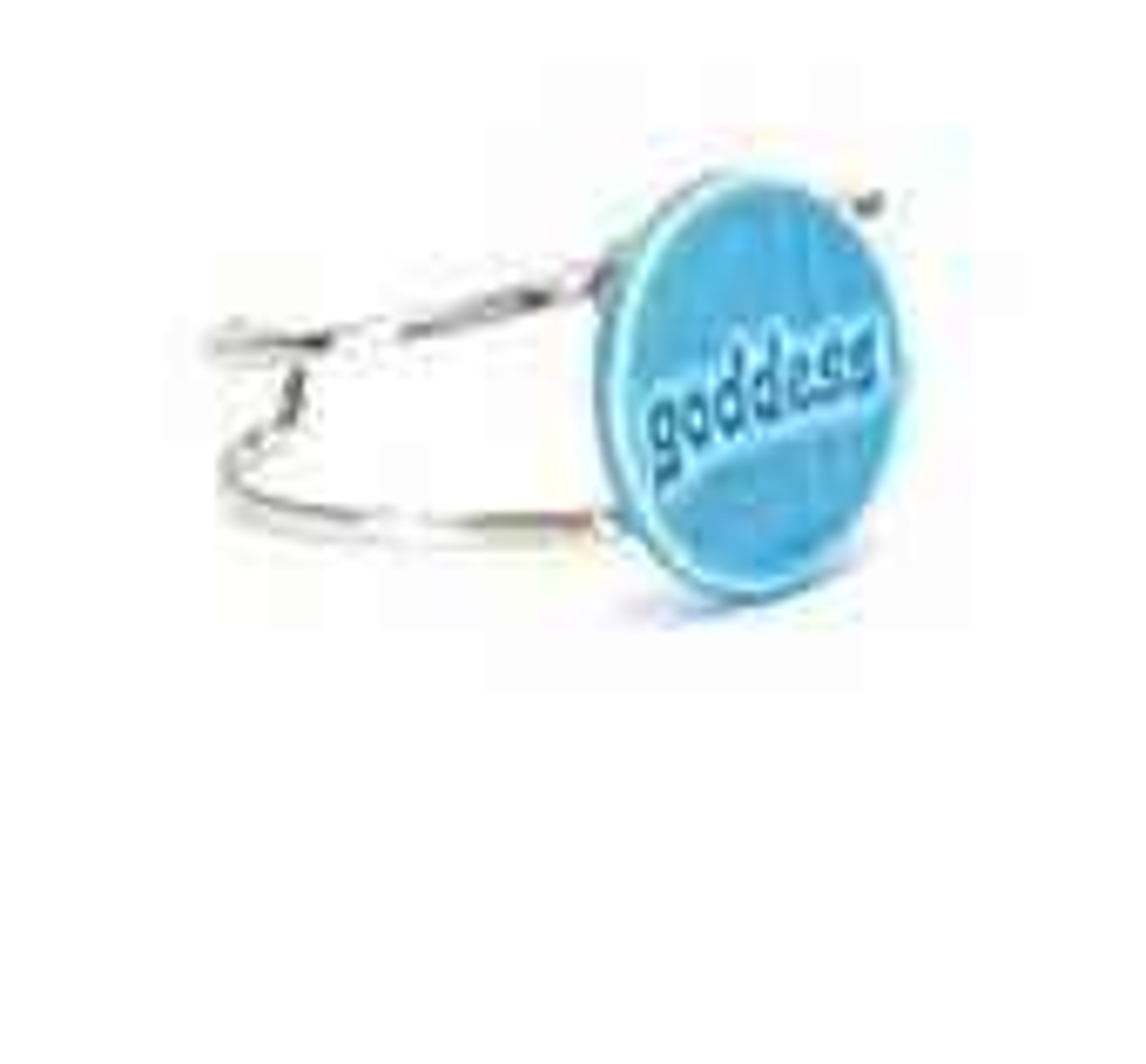 Goddess cuff bracelet - SassyBelleWares