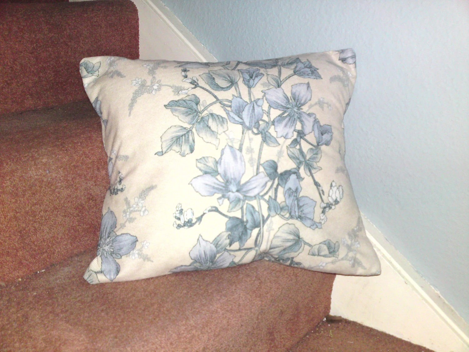 Vintage Fabric Cushion / Pillow