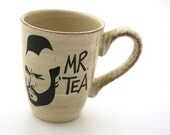 Mr T Tea Mug Limited Edition for Fathers Day - LennyMud