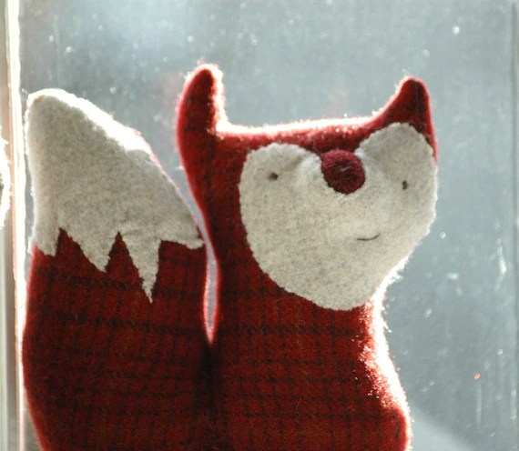 Rib-Tickler Wool Fox Frank