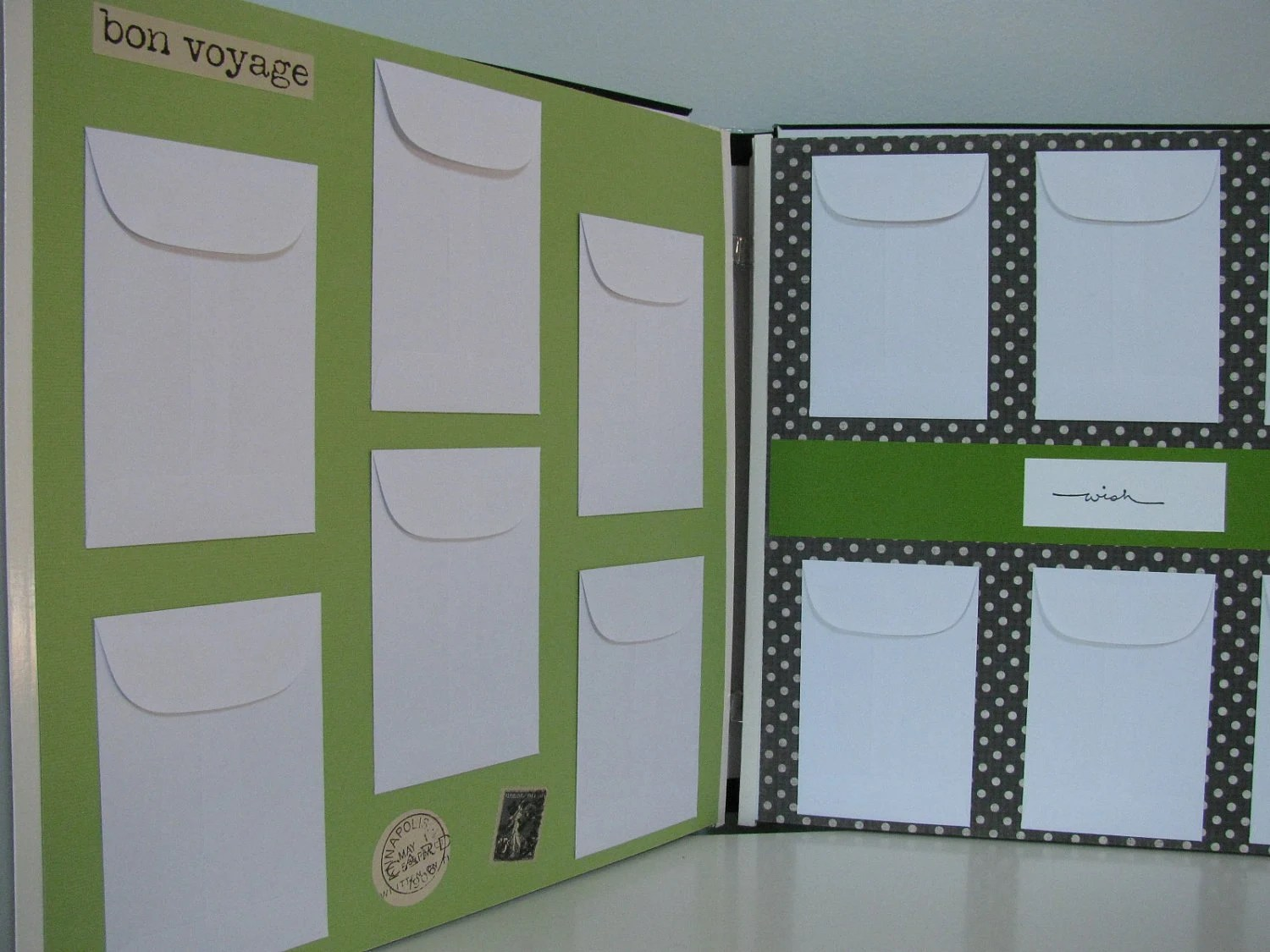 FREE CUSTOMIZING 12x12 Wedding Guestbook Scrapbook Album- Choose Any Color Paper, Theme, Fabric Cover and FREE personalized table sign