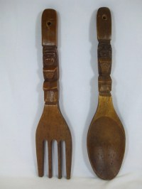 Wooden Spoon And Fork Wall Decor | www.imgarcade.com ...