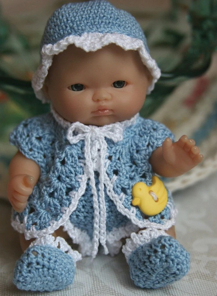 Knit Barbie Doll Clothes Patterns