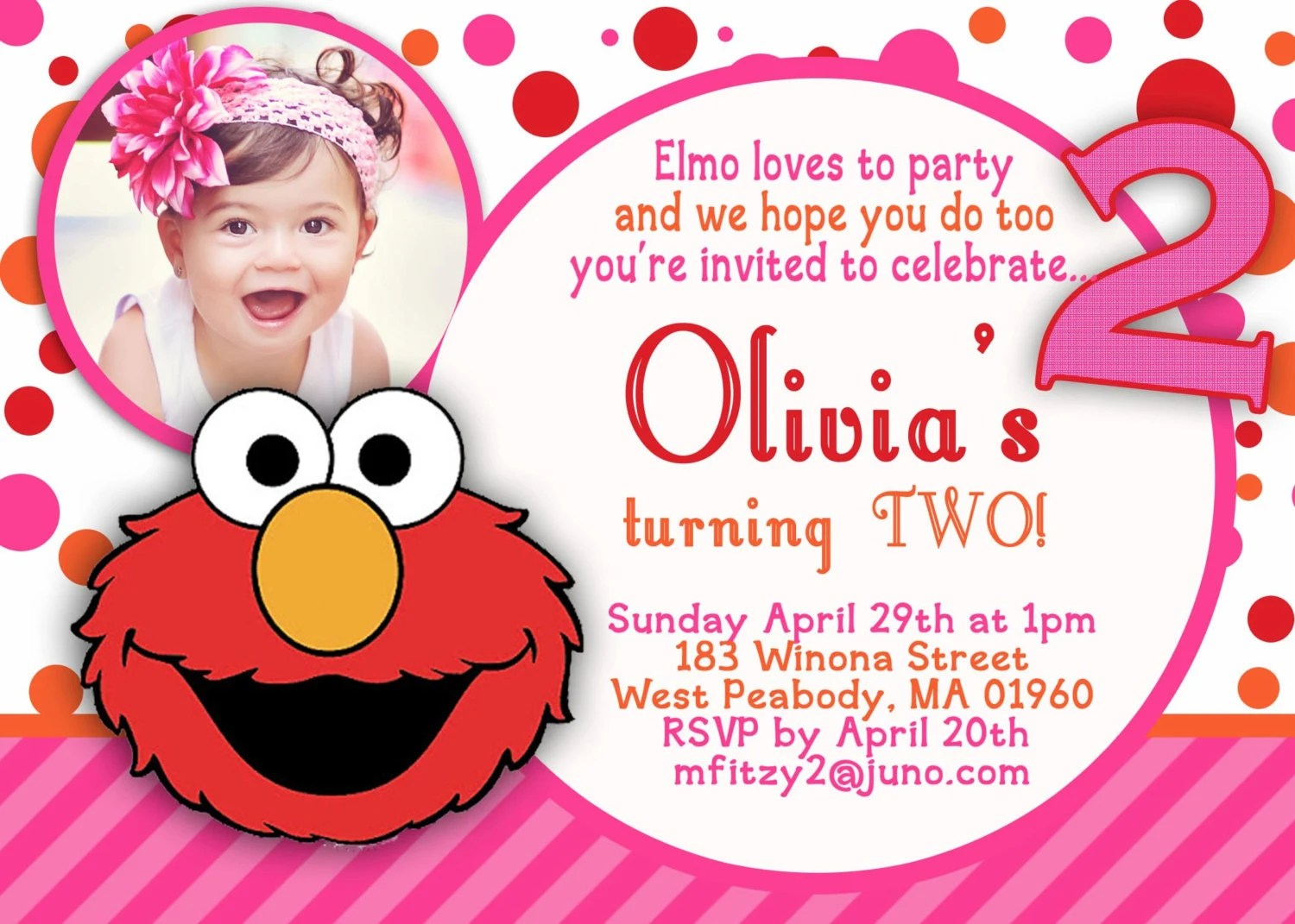 Hannah 2nd Birthday On Pinterest Sesame Street Party