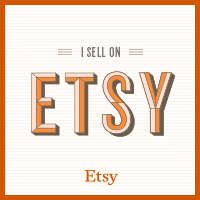 We sell on Etsy