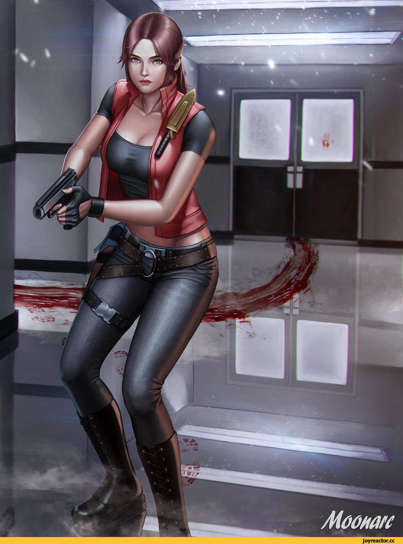 Resident Evil  Игры  красивые картинки и арты, гифки
