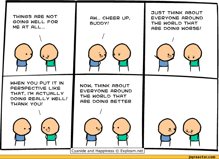 cheer up cyanide and