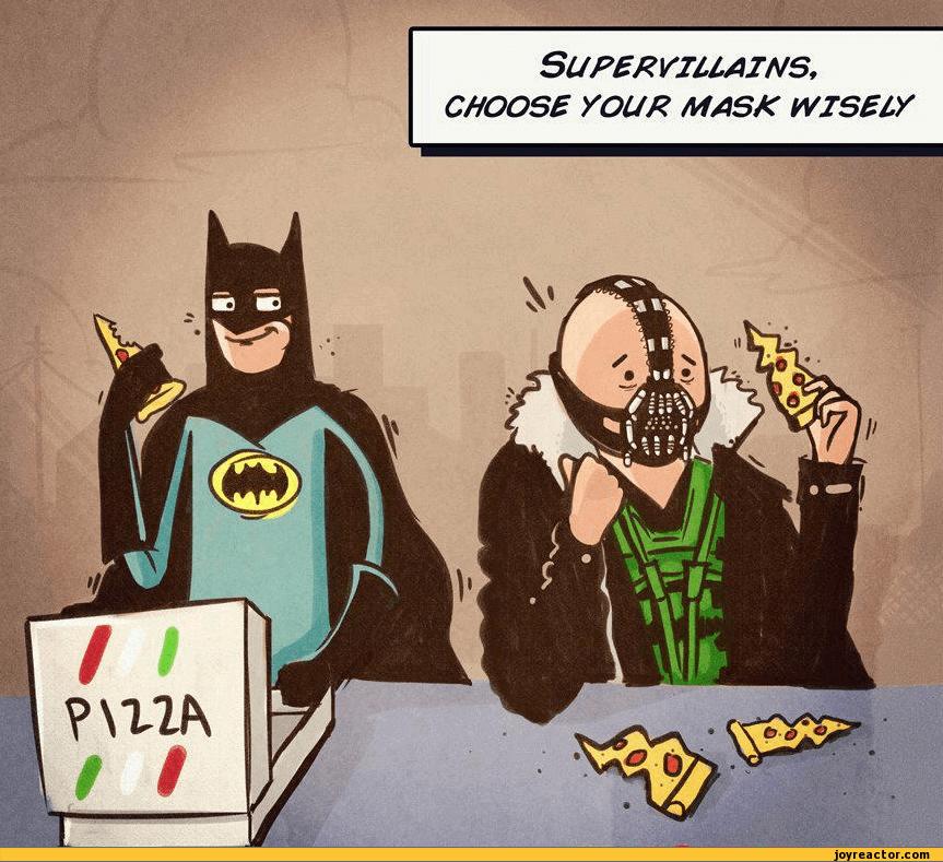 Batman Mask Funny Pictures Amp Best Jokes Comics Images