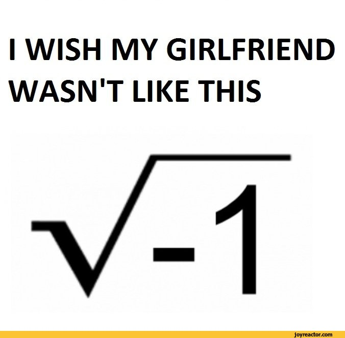 I WISH MY GIRLFRIEND WASN'T LIKE THIS / funny pictures