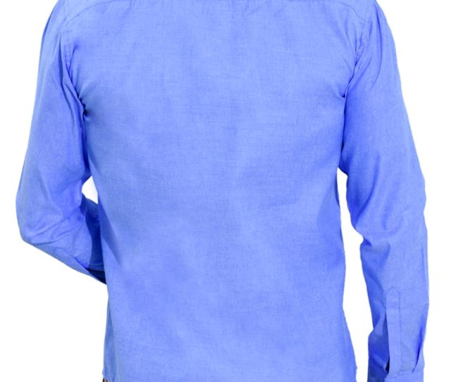 Buy Blue Cotton Casual Shirt By Enf Online Shopping For Casual Shirts In India