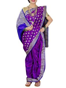 Image result for nauvari saree