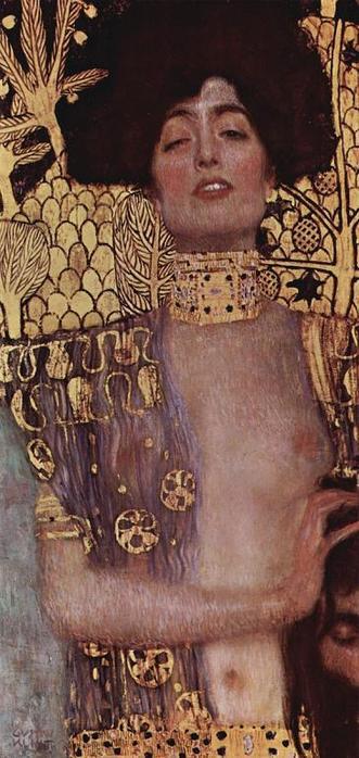 Картинки по запросу Г.Климт. Юдифь I. 1901 г. Галерея Бельведер, Вена. С 1899 г.