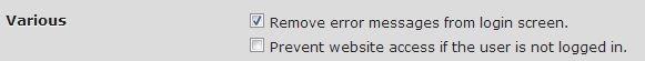 Безопасность WordPress: изменение имени администратора и сообщения об ошибке входа
