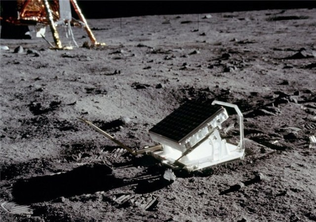 Настоящая лунная походка