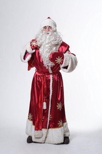Что мы знаем про Деда Мороза