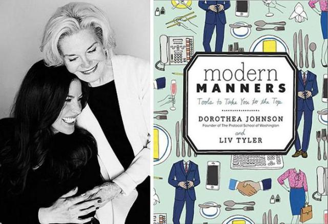 Дороти Джонсон и Лив Тайлер: «Не кладите смартфон на стол»