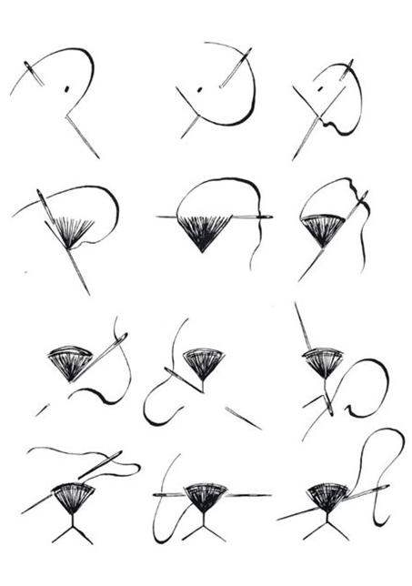 Как вышить нос и рот игрушкам: зайцам Тильда, мишкам Тедди